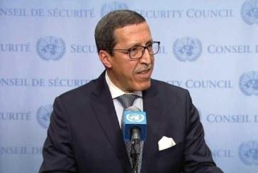 M. Hilale déclare que le «polisario» saborde le processus politique à Guergarate