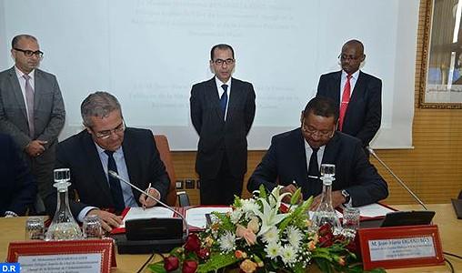 Le Maroc et le Gabon conviennent de la signature d'un mémorandum d'entente
