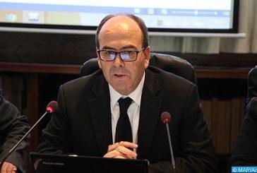 M. Benchamach affirme n'avoir déposé aucune plainte contre un membre de la chambre des conseillers ou un journaliste