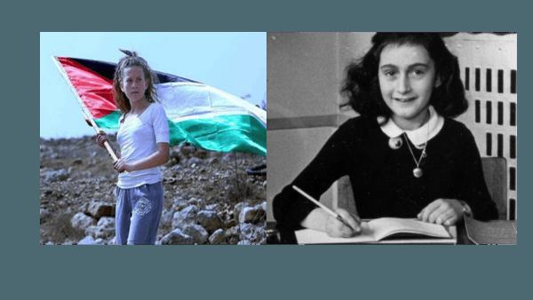 Ahed Tamimi sera-t-elle la 2ème Anne Frank ?