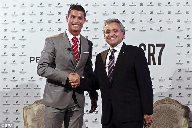 Cristiano Ronaldo et Pestana collaboreront ensemble à Marrakech