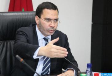 M. El Khalfi met en avant les acquis du Maroc dans la mise en œuvre du caractère officiel de la langue amazighe