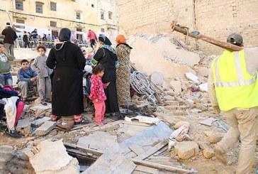 Fès : Trois blessés légers suite à l'effondrement d'une maison