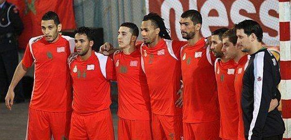 Equipe marocaine de handball