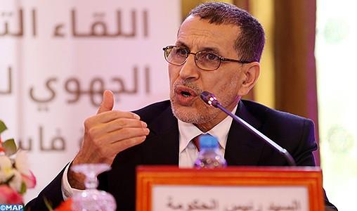M. El Othmani : Une zone industrielle d'aéronautique ''pourrait voir le jour'' dans la région Fès-Meknès