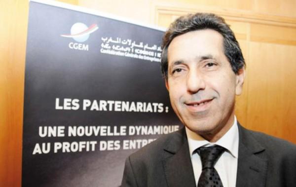 Faical-mekouar-CGEM-entretien-Banque-mondiale