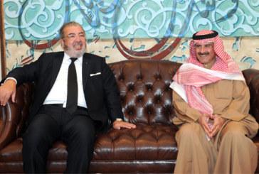 Le renforcement de la coopération entre KUNA et la MAP au centre d'entretiens à Koweït