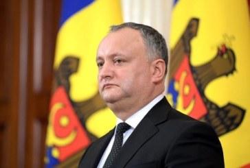 La Cour constitutionnelle de Moldavie annonce la suspension temporaire des pouvoirs du président