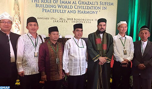 Selon le président du Centre académique International des Etudes Soufies et Esthétiques (IACSAS), Aziz El Kobaiti Idrissi, le Maroc est un modèle dans le monde arabe en matière de spiritualité religieuse