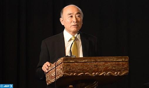 le Directeur général adjoint du Fonds monétaire international (FMI), Mitsuhiro Furusawa à propos du dirham