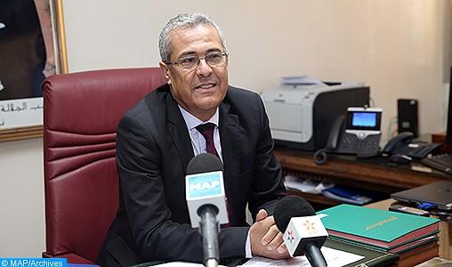 le ministre délégué chargé de la Réforme de l'administration et de la Fonction publique, Mohamed Benabdelkader, sur l'adhésion du Maroc à l'OGP