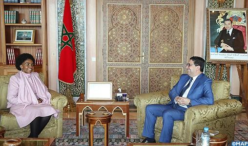 Texte intégral du discours de M. Nasser Bourita à la conférence de Rabat sur la migration : Le plaidoyer du Maroc