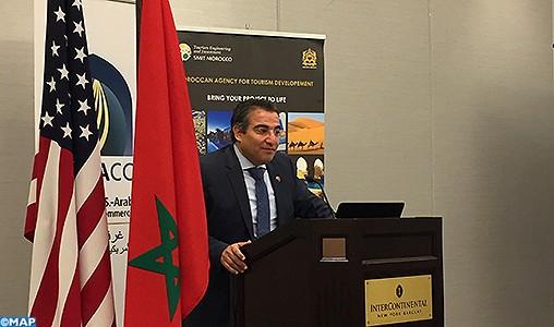Les atouts des investissements dans le tourisme au Maroc exposés devant la communauté des affaires new-yorkaise
