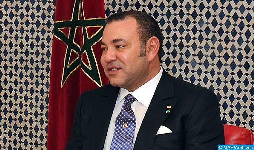 SM le Roi félicite le Président de l'Érythrée à l'occasion de la fête nationale de son pays