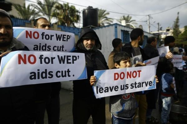 Palestiniens: l'UNRWA lance un appel d'urgence pour récolter 800 millions de dollars