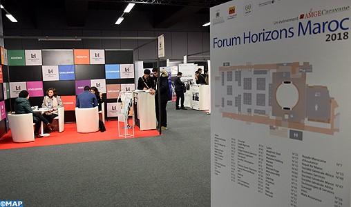 Une soixantaine d'entreprises marocaines participent à Paris au 22ème forum de recrutement à l'étranger «Forum Horizons Maroc»
