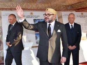 SM le Roi lance le projet d'aménagement de «Souk Assalihine» à Salé