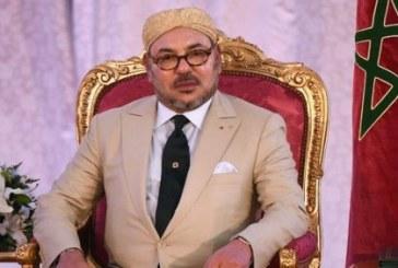 Message de condoléances de SM le Roi au Président tchadien suite au décès de feu Cheikh Hissein Hassan Abakar