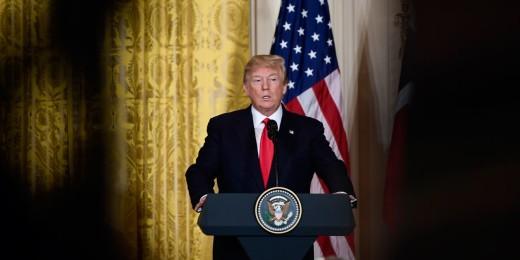 Trump se laisse aller à des propos injurieux sur Haïti et l'Afrique