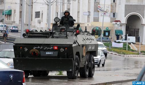 Troubles en Tunisie : Déploiement de l'armée dans plusieurs villes
