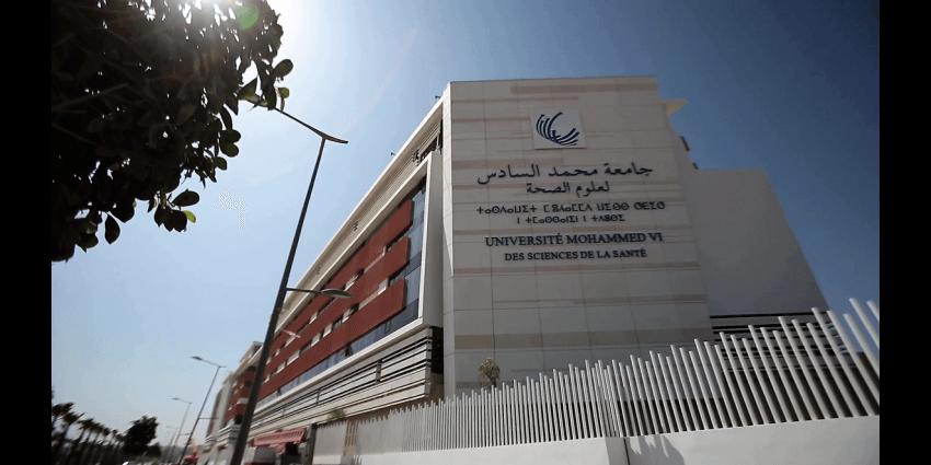 Signature à Casablanca d'une convention-cadre entre l'Université Mohammed VI des sciences de la santé et l'OMS