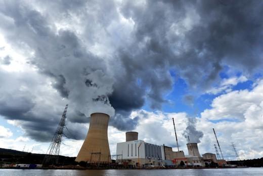 Neuf incidents nucléaires en Belgique en 2017