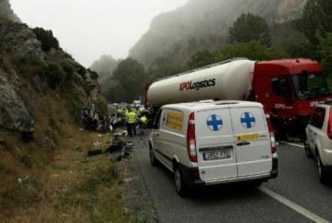 Espagne : un Marocain tué dans un accident de la route dans la province de Murcie