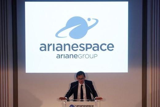 Arianespace prévoit un record de lancements en 2018
