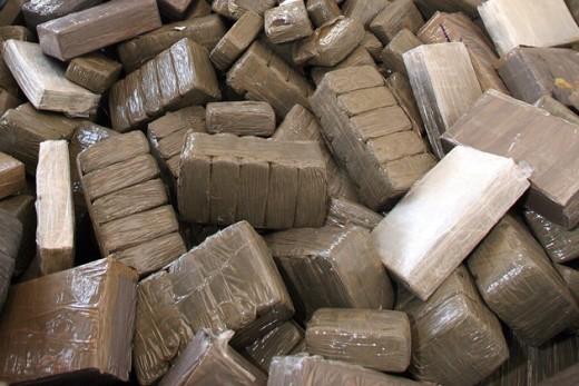 Espagne : 477 tonnes de drogue détruites en 2017, un record
