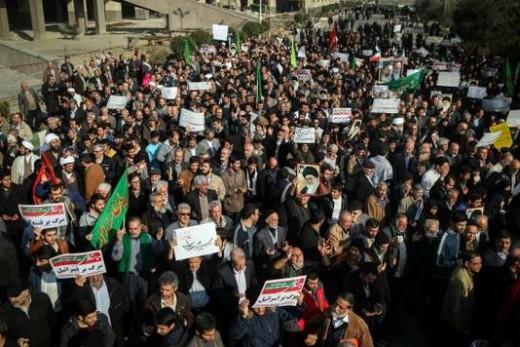 Iran: le bilan officiel des récents troubles monte à 25 morts