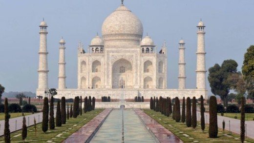 L'Inde va restreindre l'accès au Taj Mahal