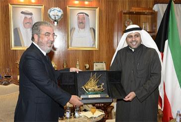 Le ministre koweïtien de l'Information met en avant les relations distinguées et historiques entre le Maroc et le Koweït