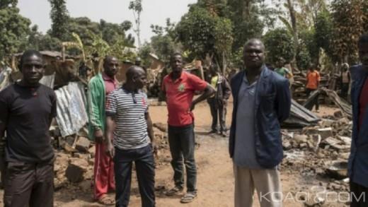Au moins 12 morts lors d'affrontements entre agriculteurs et éleveurs dans le centre du Nigeria