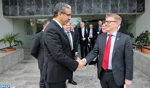 Le Maroc offre d'énormes potentialités d'investissement dans l'économie verte