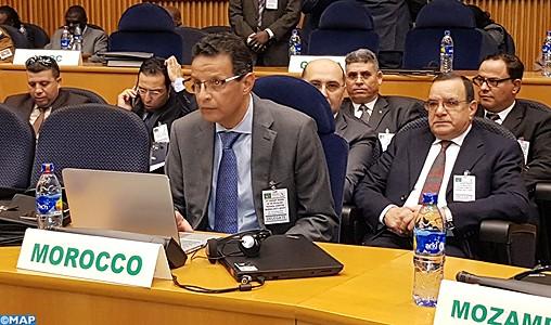 UA: Participation marocaine à la 10ème réunion ordinaire du Comité sur la défense, la sûreté et la sécurité
