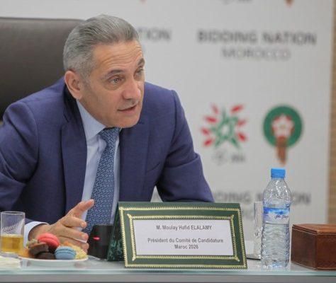 Création du comité de développement durable et des droits de l'Homme Maroc 2026