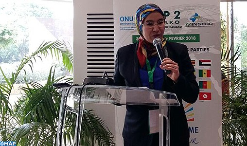 Série d'entretiens de Nezha El Ouafi à Abidjan en marge de la COP2 Bamako