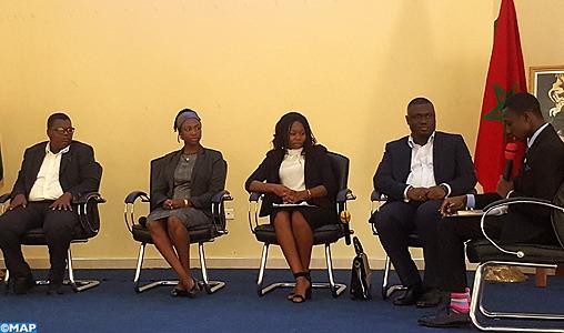 Des anciens étudiants ghanéens diplômés au Maroc partagent leurs expériences à Accra