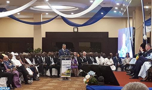 Ouverture à Bamako du 19è congrès international de l'Association Africaine de l'Eau avec la participation du Maroc