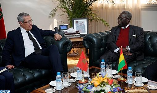 Le Ghana souhaite bénéficier de l'expérience marocaine en matière de modernisation de l'administr