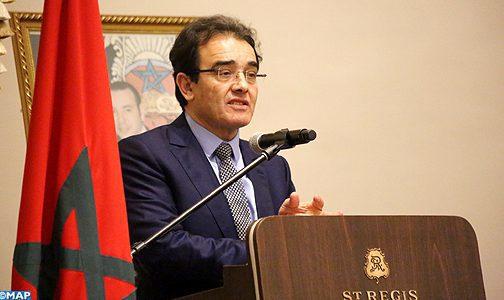 M. Benatiq expose à Dubaï les différents chantiers visant à moderniser les services fournis aux Marocains du monde