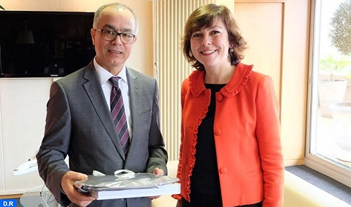 La coopération décentralisée au centre d'une visite de travail de l'ambassadeur du Maroc en France dans la région de l'Occitanie