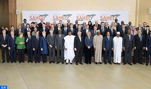 M. Bourita prend part à Bruxelles à la conférence internationale sur le Sahel