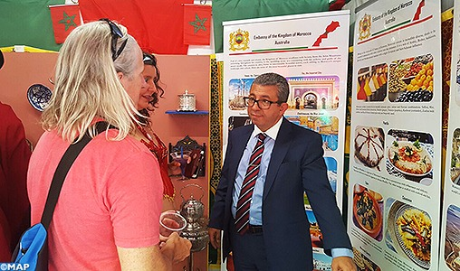 Le festival multiculturel de Canberra célèbre un Maroc pluriel
