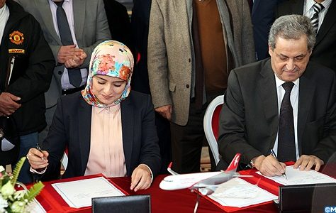 Convention de partenariat entre Fès-Meknès et Air Arabia Maroc