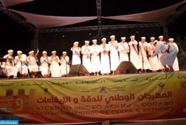 """Taroudant: Célébration de l'inscription de la danse """"Taskiwin"""" sur la liste du patrimoine immatériel de l'UNESCO"""