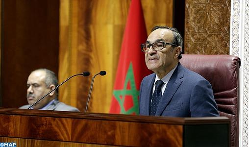 La Chambre des Représentants a approuvé 31 projets de loi lors de la session d'automne
