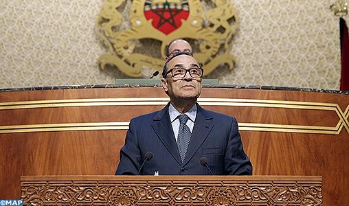 M. El Malki : La justice sociale et territoriale, facteur de durabilité pour le modèle national de développement