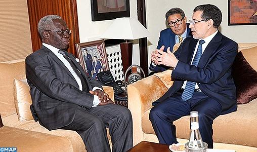 Le Ghana réitère son soutien à l'intégrité territoriale du Royaume et à l'initiative marocaine d'autonomie