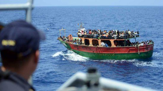 Espagne: 55 candidats à l'immigration clandestine secourus au large des côtes andalouses